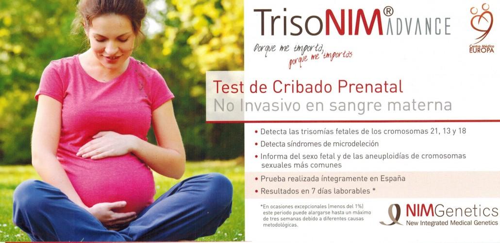 análisis prenatal no invasivo
