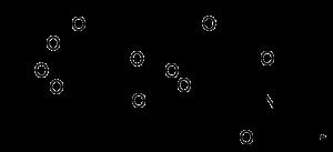 ácido hialurónico estructura química